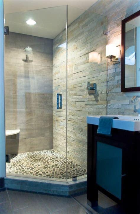 ã ses badezimmer fishzero dusche glaswand mit bild verschiedene
