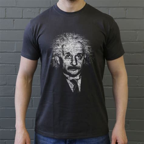 albert einstein formulae t shirt from redmolotov