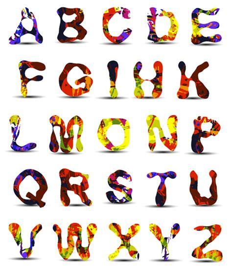 vectorial design font font design series 41 vector free vector 4vector