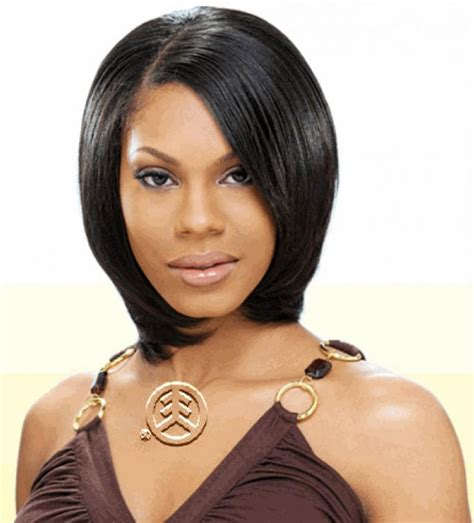Black Medium Hairstyles Pictures by Bob Haircuts For Black Medium Hairstyles For Black