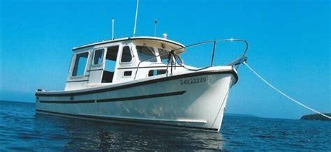 rosborough boat reviews rosborough rf 246 sedan cruiser 2006 used boat for sale in