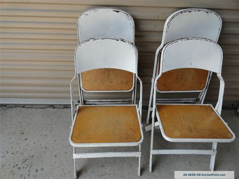 Vintage Metal Folding Chairs by Metal Folding Chairs To Consider Getting And Using