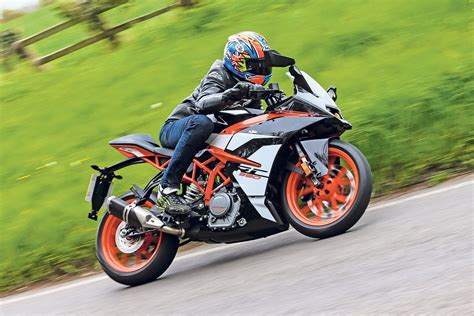 Ktm N Ride 2017 Ktm Rc390 Getting Rc Mcn