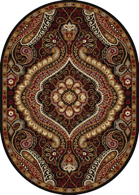 green oval area rug kmart green oval pile rug