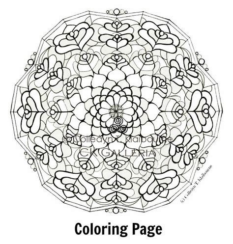 mandala coloring pages free pdf potatoes