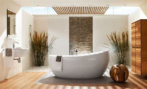 Natural Bathroom Ideas | 18 ideas of bathroom design with natural influences