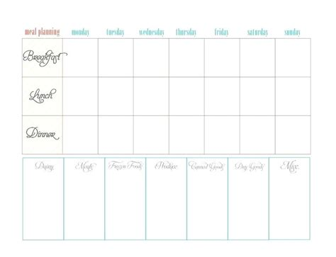 plan template pdf printable meal plan template pdf giancarlosopo info
