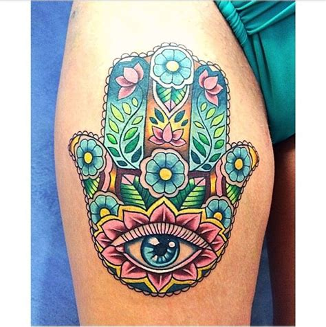 color of protection look at this hamsa an ancient symbol of protection
