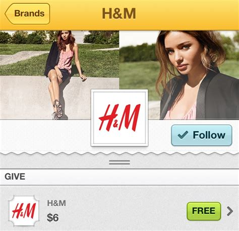 Send Free Gift Cards - free 6 h m gift card on wrapp app who said nothing in life is free