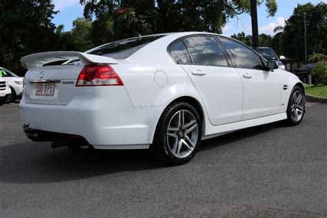 holden dealer cairns 2011 holden commodore ve series ii sv6 sedan for sale in