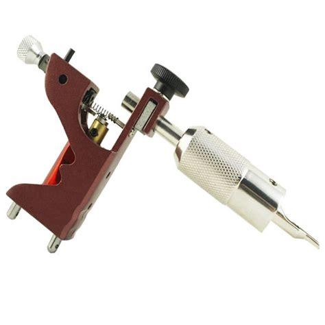 tattoo gun description top grade quality red iron tattoo machine gun rotary