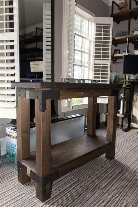 fish tank table stand best 25 diy aquarium stand ideas on palette