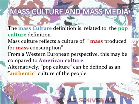 pop the exchange of consumerism and culture pop culture and mass culture
