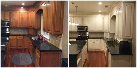 before and after kitchen cabinets kitchen cabinet makeovers before and after 10 diy kitchen