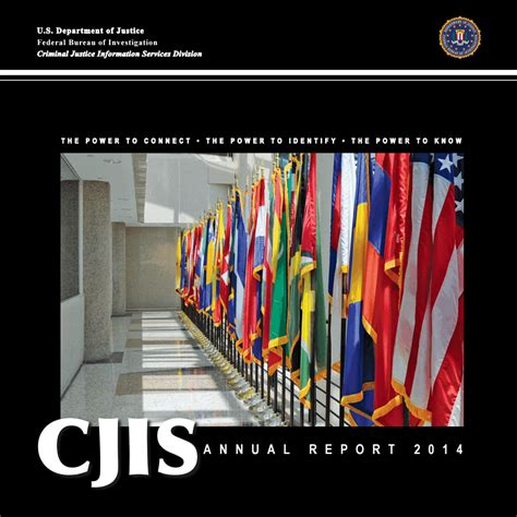 Cjis Search 2014 Cjis Annual Report Fbi