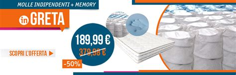 materasso a molle insacchettate prezzi emejing materassi molle insacchettate prezzi photos