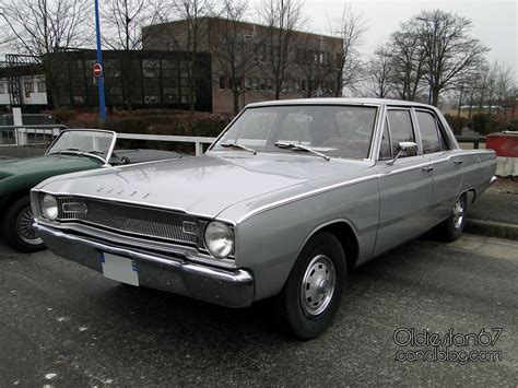 dodge dart sedan dodge dart 4door sedan 1967 oldiesfan67 quot mon auto quot