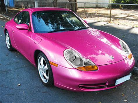 pink porsche interior fotos de porsche cor de rosa cars info