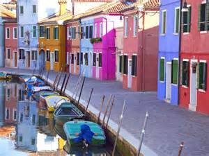 burano italy buildings city burano venice italy picture nr 20591