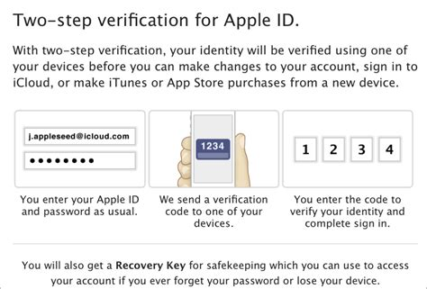 section sign on mac how to activate apple s two step verification for icloud