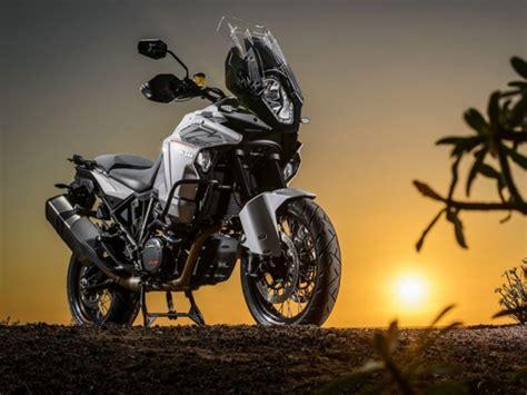 Ktm Motorrad Werk by Die Neuen Ktm Adventure Modelle Auto Motor At