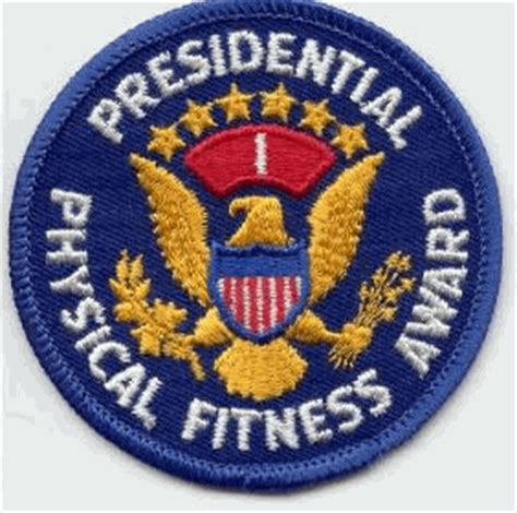 presidential challenge physical fitness test observations what happened to president kennedy s