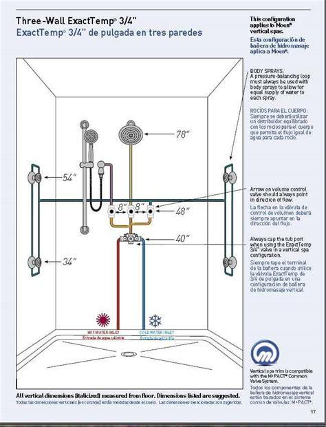 Moen 3 Function Diverter Valve Wiring Diagrams   Wiring Diagram   GW Micro