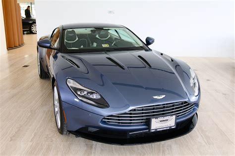 Aston Martin Dealerships by 2017 Aston Martin Db11 Stock 7n01698 For Sale Near
