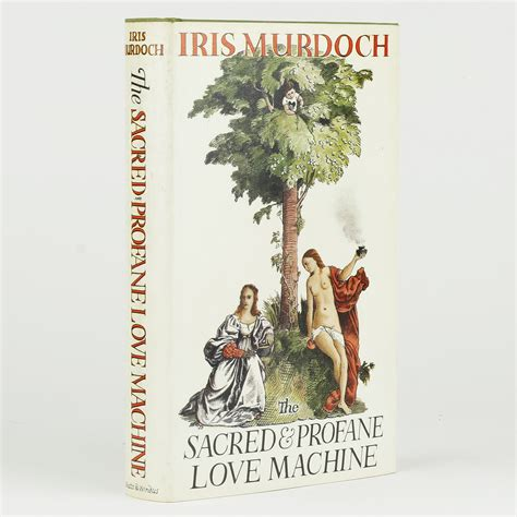 Sacred And Profane the sacred and profane machine by murdoch iris