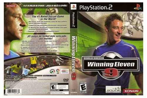 free download game ps2 iso winning eleven