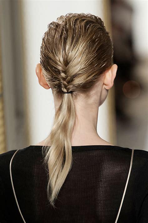gorgeous ponytail hairstyles     beautiful