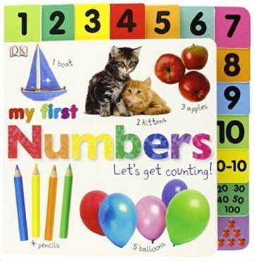 Counting Board Book 15 of the best counting books for children