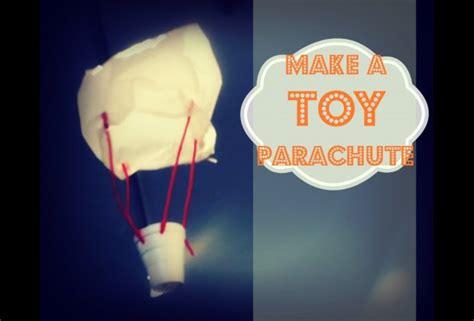 How Do You Make A Paper Parachute - weework crafts make a parachute poppins