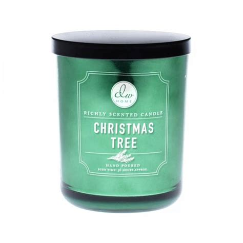 christmas tree dw home scented candles xdw4011 xdw4003