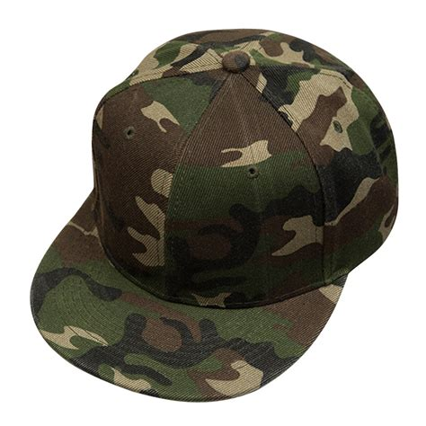 Baseball Caps Galantis 01 camouflage color unisex baseball cap camo army green snapback hats for s