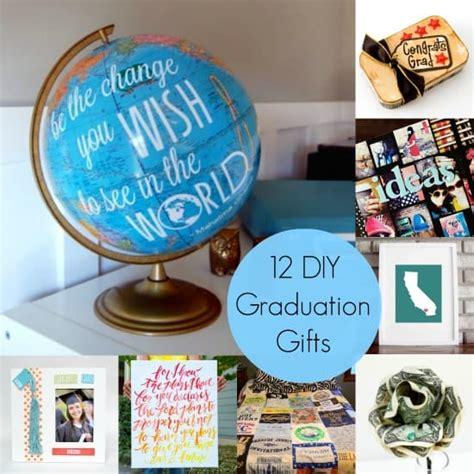 Handmade Graduation Gifts - 12 fabulous memorable diy graduation gifts diycandy