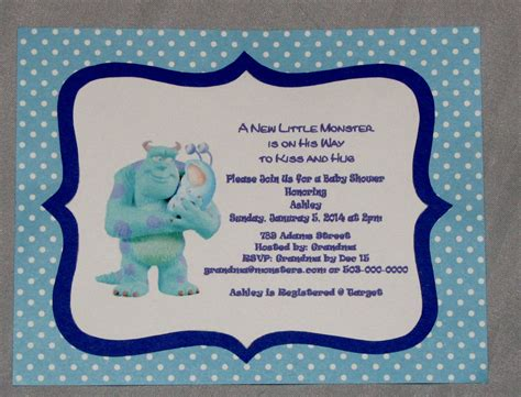 Inc Baby Shower Invitations by Items Similar To S Inc Baby Shower Invitations