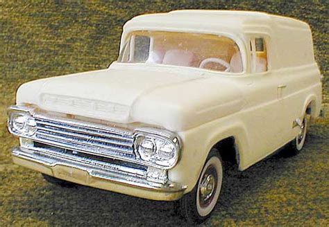 59 ford panel truck f f resin 59 ford panel delivery