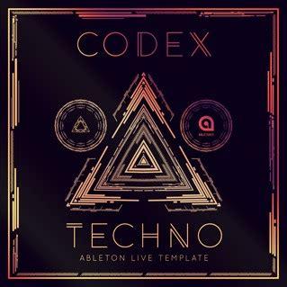 codex template codex metodi hristov style ableton live template