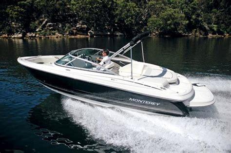 monterey boats net worth monterey 214fs review trade boats australia