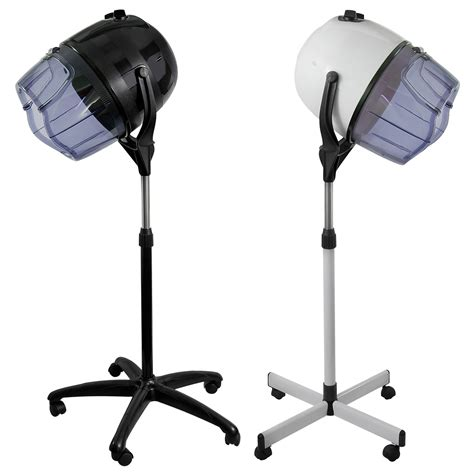 Hair Dryer With Chair salon chair hooded bonnet hair dryer standing rolling