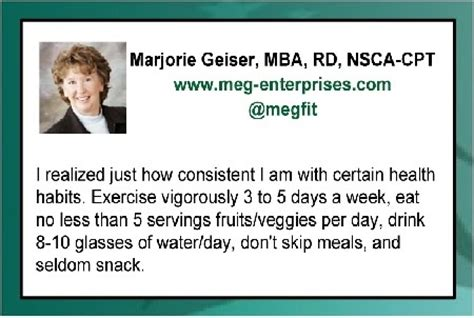 Mba Programs With Cpt by Dietitians The Registered Dietitian Marjorie