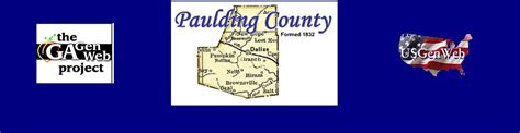 Paulding County Ga Court Records Paulding County Gagenweb