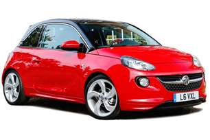 Where Is Vauxhall In Vauxhall Adam Hatchback Review Carbuyer