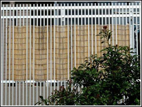 Bauhaus Balkon Sichtschutz by Bambus Sichtschutz Balkon Bauhaus Balkon House Und