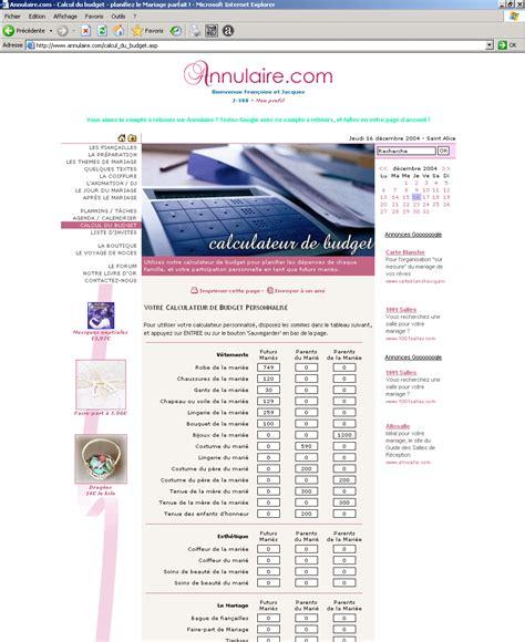 Calendrier Budget Mariage Annulaire Calcul Du Budget Planifiez Le Mariage