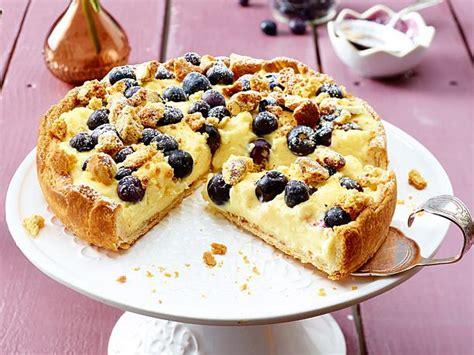 kuchen mit puddingpulver blaubeer pudding kuchen rezept lecker