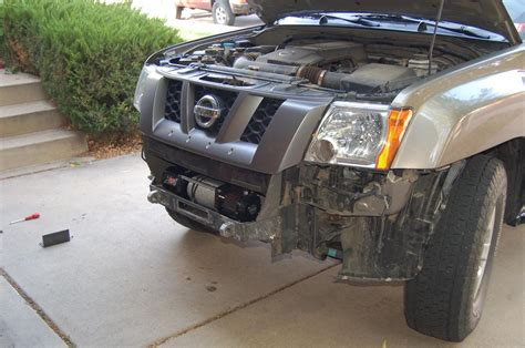 nissan xterra front bumper prerunner style front bumper page 3 second