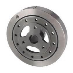 chevy 350 harmonic balancer 8 inch plain steel free