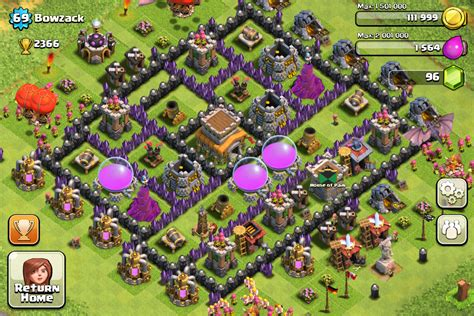 layout design for clash of clans layouts clash of clans